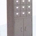 Kotak Kendali 12 Laci