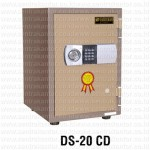 Fire Resistant Digital Safe DS – 20 CD