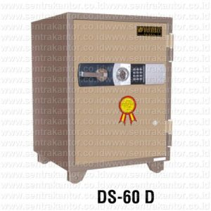 Fire Resistant Digital Safe DS – 60 D