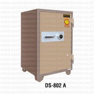 Fire Resistant Safe DS-802 A Dengan Alarm
