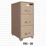 Fire Resistant Filling Cabinet FRC-3D