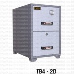 Fire Resistant Filling Cabinet TB4-2D