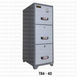 Fire Resistant Filling Cabinet TB4-4D
