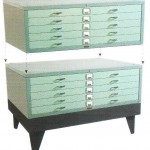 Horizontal Plan File Cabinet Lion L 22