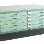 Horizontal Plan File Cabinet Lion L.23 A