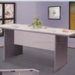 Meeting Desk Grey