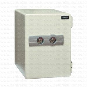 Brankas Fire Proof Home Safe Uchida Type HS-50