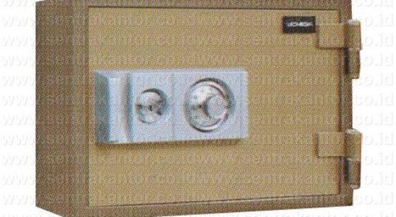 brankas fire proof home safe uchida type bk-s