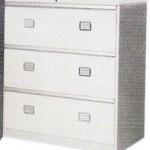 Filing Cabinet Alba FC-1032