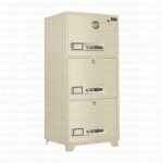 Filling Cabinet Fire Proof Safe Uchida Type B4-3D