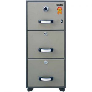 Fire Resistant Filling Cabinet Sentra Type SFB-3D