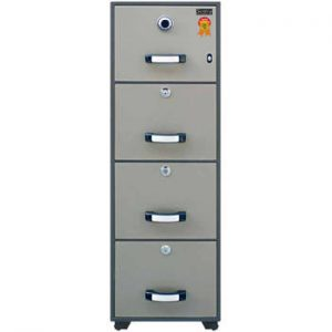 Fire Resistant Filling Cabinet Sentra Type SFB-4D
