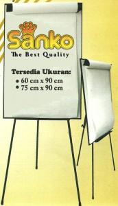 Flip Chart Sanko 75 x 90 cm
