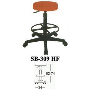 Kursi Bar & Cafe Subaru SB-309 HF