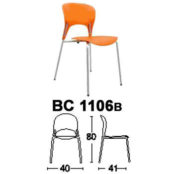 Kursi Bar Cafe Chairman BC 1106B