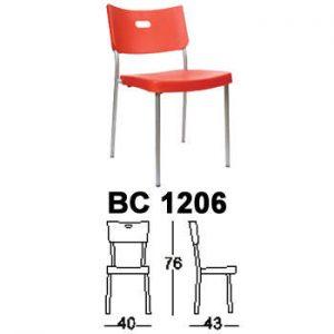 Kursi Bar & Cafe Chairman BC 1206