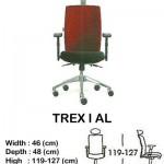 Kursi Director & Manager Indachi TREX I AL