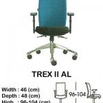 Kursi Director & Manager Indachi TREX II AL
