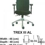 Kursi Director & Manager Indachi TREX III AL