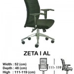 Kursi Director & Manager Indachi ZETA I AL
