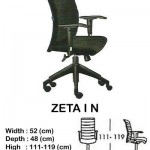 Kursi Director & Manager Indachi ZETA I N