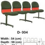 Kursi Public Seating Indachi D- 004
