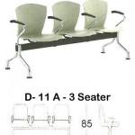 Kursi Public Seating Indachi D- 11 A 3 Seater