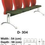 Kursi Public Seating Indachi D- 304