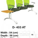 Kursi Public Seating Indachi D- 403 AT