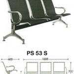 Kursi Public Seating Indachi PS 53 S