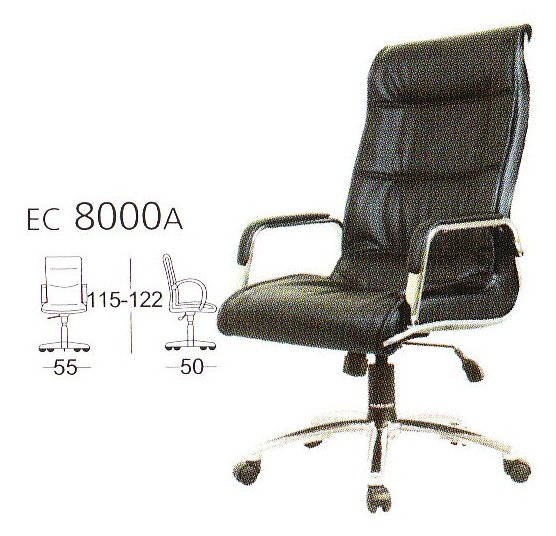 Kursi Kantor Chairman EC 8000 A