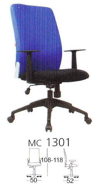 Jual Kursi Kantor Chairman MC 1301 A