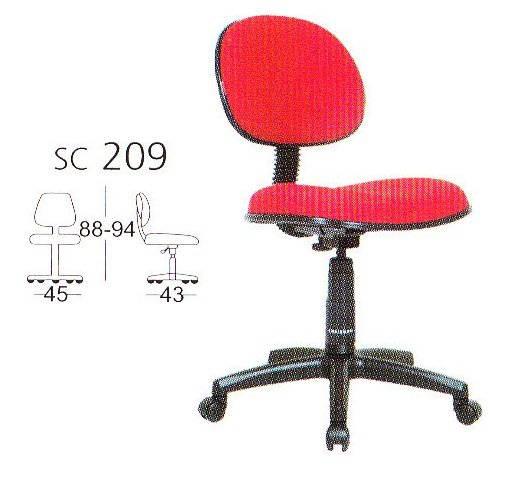 Kursi Kantor Chairman SC 209