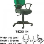 Kursi Staff & Secretary Indachi TEZIO I N