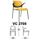 Kursi Susun Chairman VC 2705