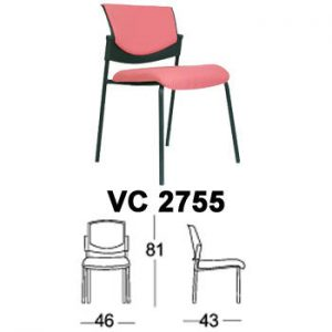 Kursi Susun Chairman VC 2755
