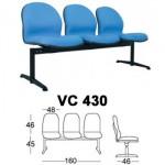 Kursi Tunggu Chairman VC 430