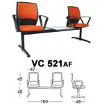 Kursi Tunggu Chairman VC 521 AF