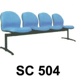 Kursi Tunggu Sentra Type SC 504