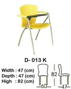 Kursi Utility Indachi D- 03 K