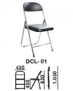 Kursi Utility Indachi DCL- 01