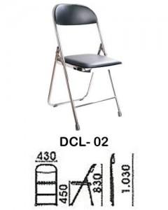 Kursi Utility Indachi DCL- 02