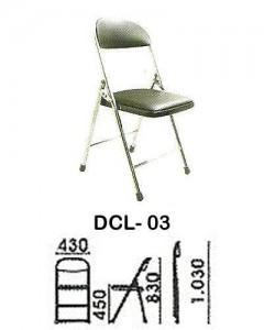 Kursi Utility Indachi DCL- 03