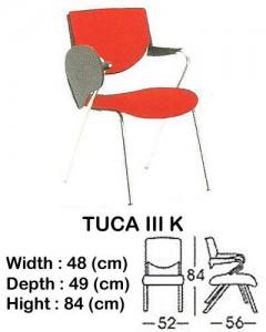 Kursi Utility Indachi TUCA III K