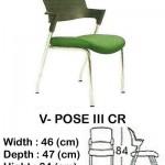 Kursi Utility Indachi V- POSE III CR