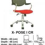 Kursi Utility Indachi X- POSE I CR
