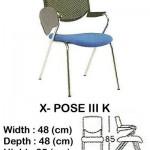 Kursi Utility Indachi X- POSE III K