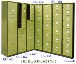 Locker 6 Pintu