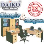 meja kantor daiko new