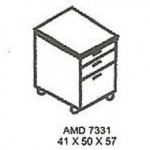 Meja Kantor Modera AMD 7133